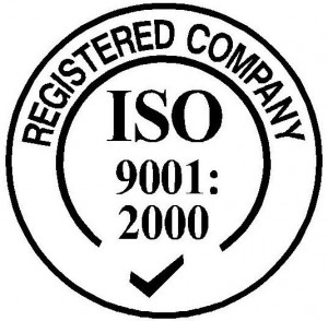 ISO 9001 Accredited ...